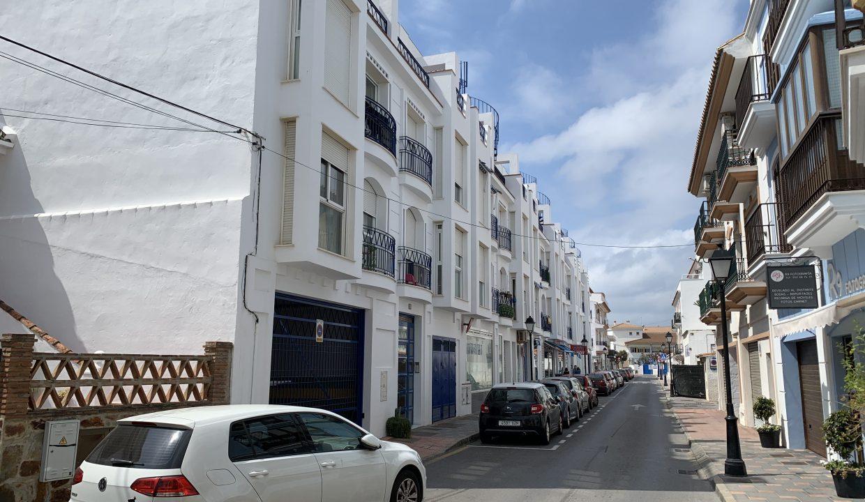 Apartment in the heart of La Cala de Mijas