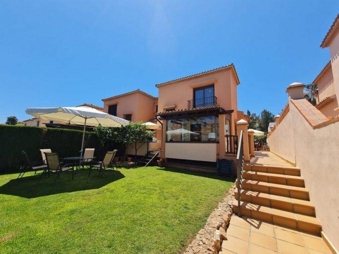 Semidetached House in La Cala de Mijas | Real Estate Mijas