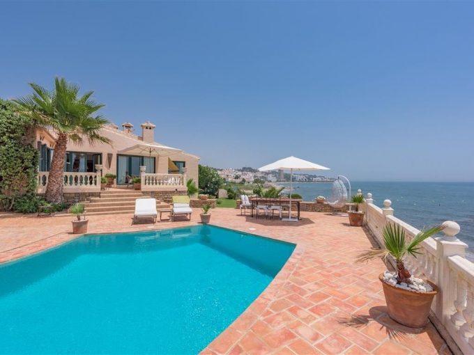 luxury villa cala de mijas