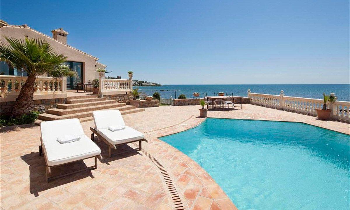 luxury villa cala de mijas 2