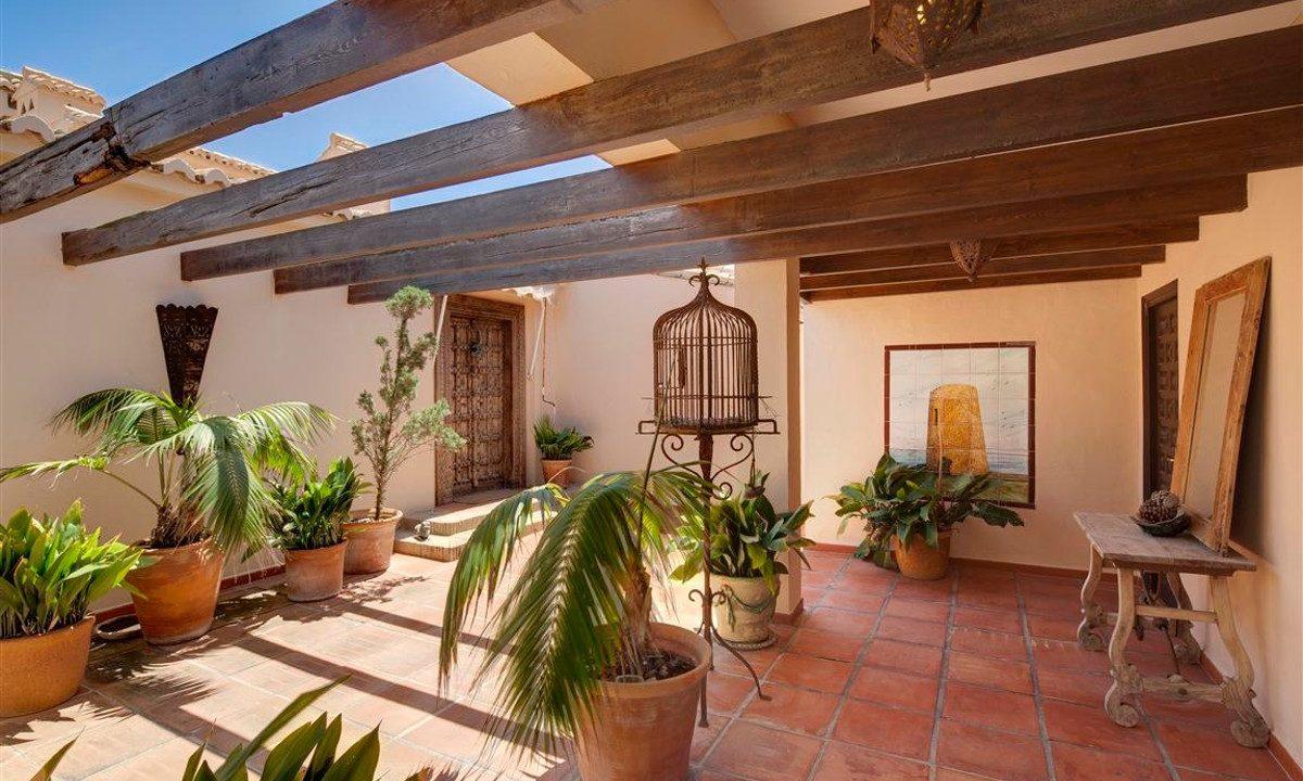 luxury villa cala de mijas 7