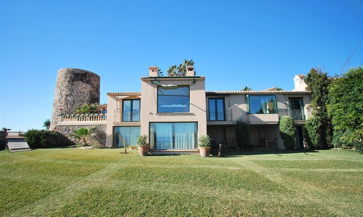 luxury villa cala de mijas 8