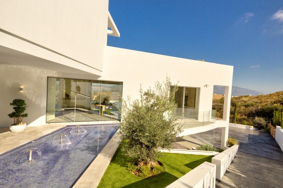 Villa moderna en La Cala Golf | Passive Villa