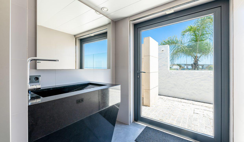Beachfront Contemporary Villa in Mijas Costa 37
