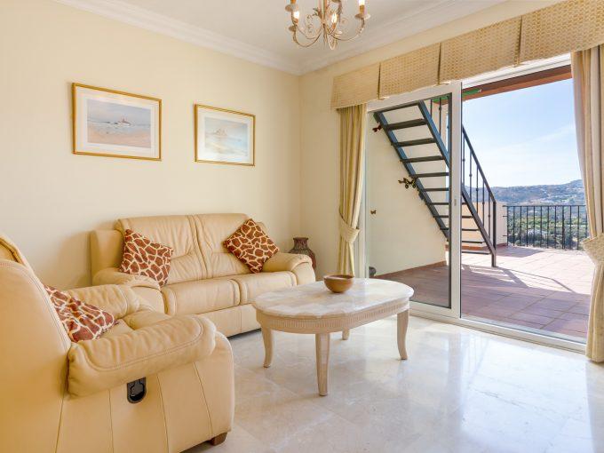 Penthouse in La Cala Hills 08