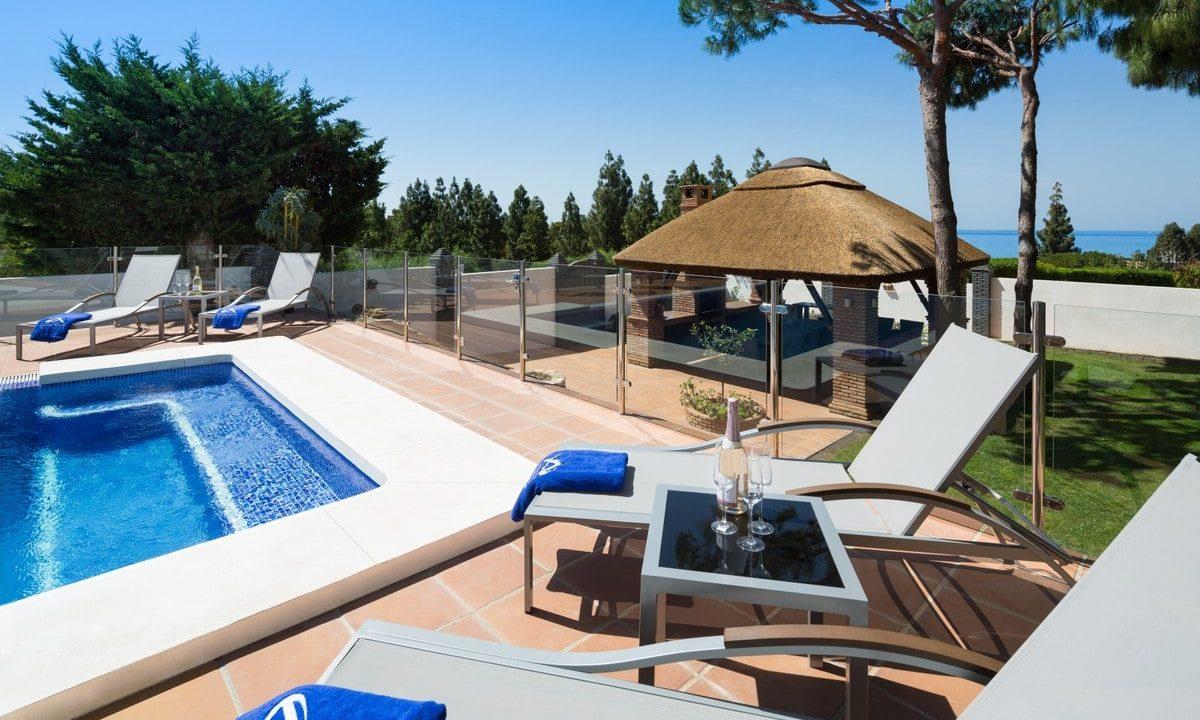 luxury villa in la cala de mijas 02