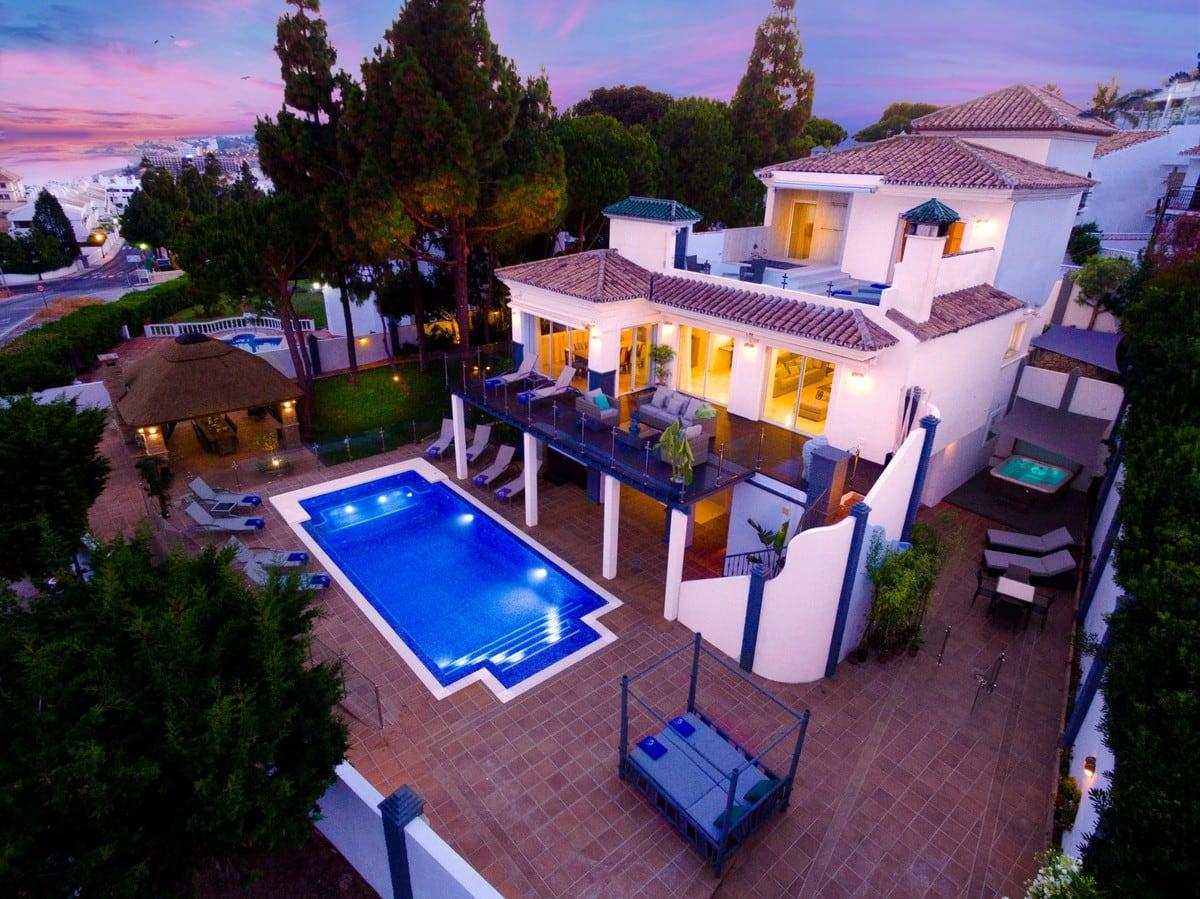 Luxury Villa in La Cala de Mijas