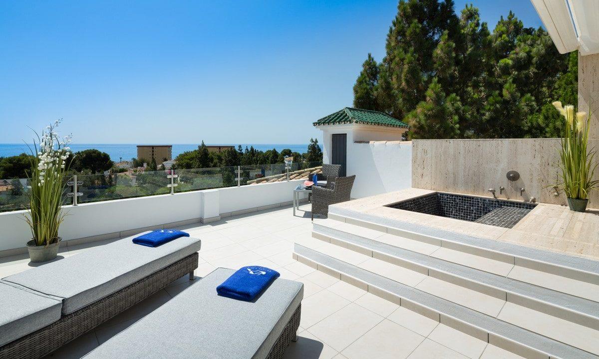 luxury villa in la cala de mijas 18