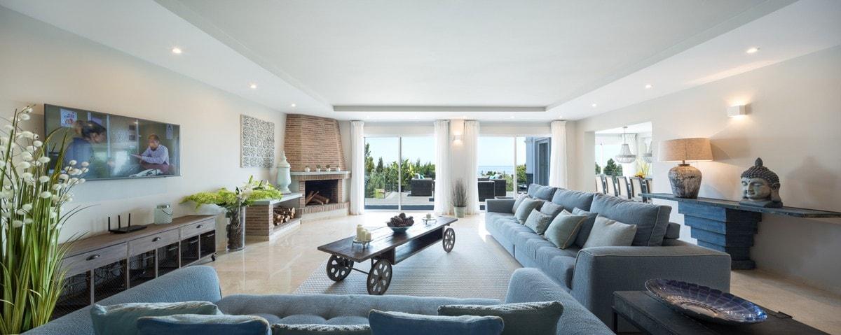 luxury villa in la cala de mijas 19